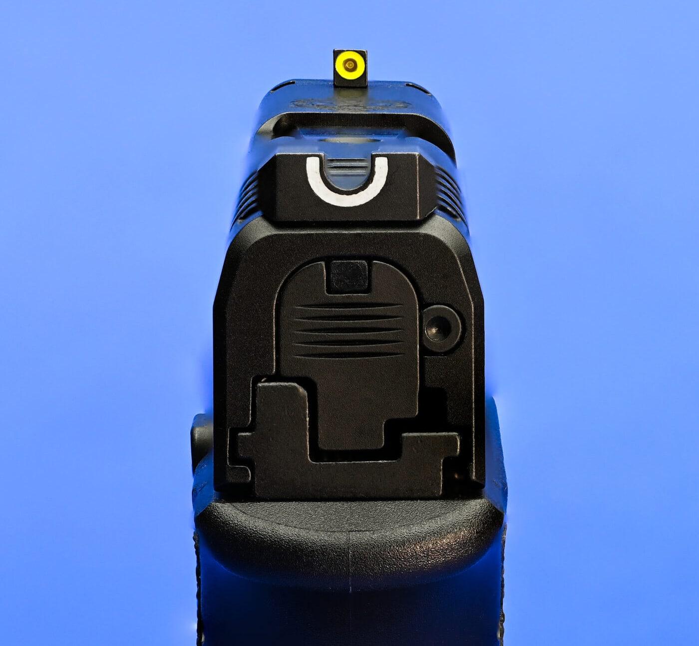 Hellcat U-Dot sights