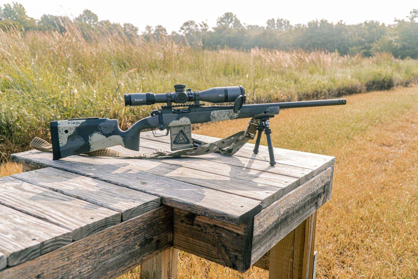 Springfield Waypoint .308 rifle for long range