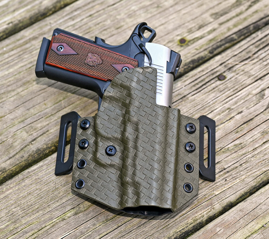 Upper Hand Holsters OWB Conceal Carry Holster