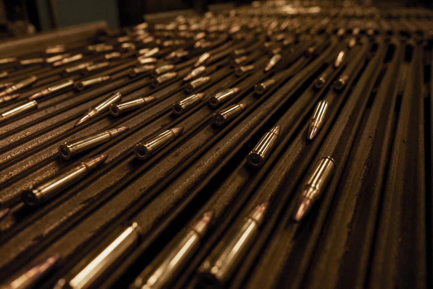 Remington Ammunition being made