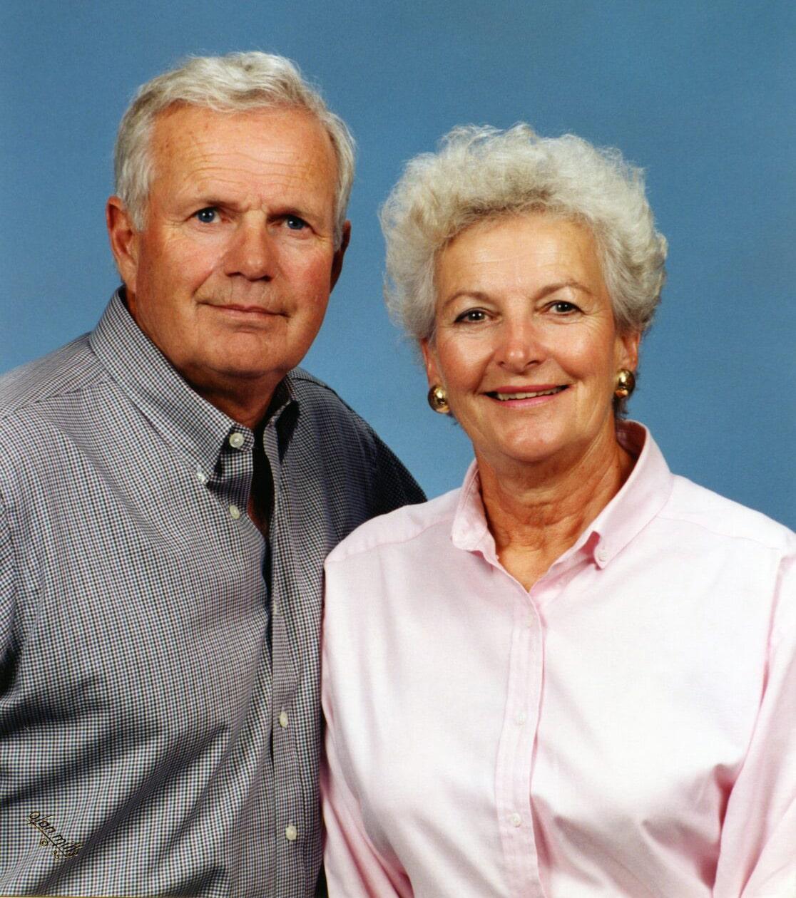 Bob and Carol Reese of Springfield Armory